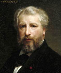 Auto-retrato, 1879 William Bouguereau (França, 1825-1905) óleo sobre tela, 46 x 38 cm Museu de Belas Artes de Montréal, Canadá