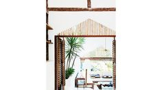 This Is Happening: Brazilian Beach House Style via @domainehome