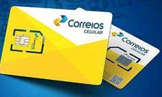 Correios lançam telefonia móvel pré-paga com recarga de R$ 30