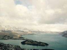 Pinterest emmadearlove :) Amazing Queenstown in the beautiful New Zealand! And note this was in the middle of winter! Truely stunning all year round.