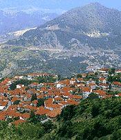 Prefecture of Ioannina Mountain Village, Mountain View, Seaside Resort, Lush, Greece, Mountains, Landscape, Travel, Scenery