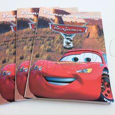 Personaliza tus Sorpresas #cars #personalizado #5petalos
