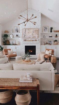 Living room tour @amyepeters