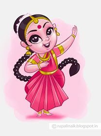 Dancing kids illustration girls 48 Ideas for 2019 Dance Paintings, Indian Art Paintings, Watercolor Paintings, Dancing Drawings, Cute Drawings, Pencil Drawings, Indian Illustration, Family Illustration, Car Illustration