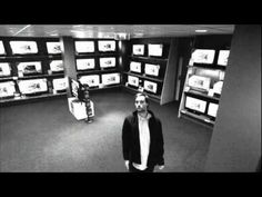 Marketing video made to look like security cam video, but kinda works