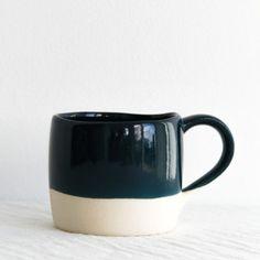 Organic Mug in Indigo