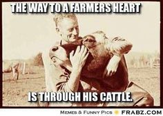 True even goes for farmers wives