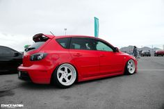 mazdaspeed3-red-rotiform-tmb-white-5 | Rides & Styling