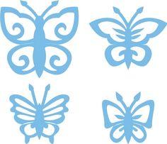 Lr0158 Creatable Vlinders