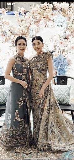 Designer Party Wear Dresses, Couture Details, Luxury Dress, Cheongsam, Elegant Outfit, Embroidery Patterns, Tutu, Alexander Mcqueen, Lace Dress