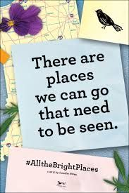 all the bright places quotes - Google Search