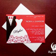 Stylish nyomtatott esküvői meghívó #esküvői #esküvői #meghívó #nyomtatott #esküvőimeghívó #egyedi #wedding #weddinginvitation #printed #unique #stylish