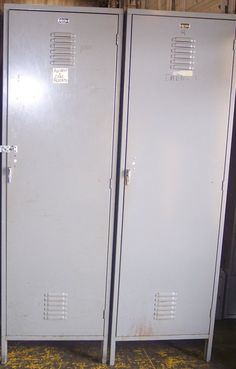 Used lockers for sale by American Surplus Inc. Lockers For Sale, Used Lockers, Door Locker, Half Doors, Personal Storage