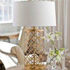 Mosaic Drum Lamp - Regina Andrew