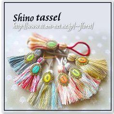 タッセル教室大阪の自宅サロンFLORET-Shino
