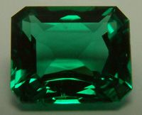 Carat Weight: 33.8 Cts  Cut: Emerald Cut  Mine: Chivor/ Approx. Clarity: i1  Remarks: The best clarity you can find in a Colombian emerald ever, highly saturated color, sparkle and life.