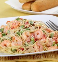 One of the Tastiest Shrimp and Pasta Recipes