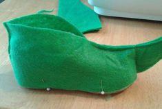 DIY elf shoes 09'