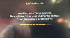 Dacia Media Nav szoftverfrissítés