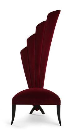 68 Ideas art deco sofa christopher guy for 2019 Art Deco Chair, Art Deco Furniture, Funky Furniture, Luxury Furniture, Furniture Design, Plywood Furniture, Christopher Guy, Funky Chairs, Modern Sofa Designs