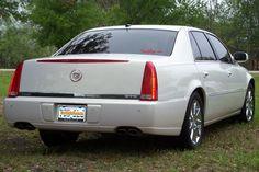 Cadillac DTS Performance Sedan
