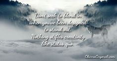Do you have what it takes to stand out? (Monday Mo...