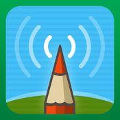 Doodlecast Pro és una aplicació per l'iPad excel · lent per a la creació de vídeos didàctics.