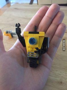 My Lego Claptrap