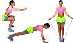 15 treinos de CrossFit para emagrecer, acelerar o metabolismo e desenhar o corpo - Dieta - MdeMulher - Ed. Abril