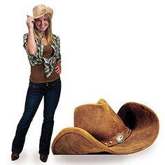 Cowboy Hat Standee