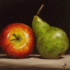 """Daily Paintworks - """"Cox and Conference"""" by Jane Palmer"""
