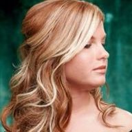 Blonde hair with streaks - Google Search