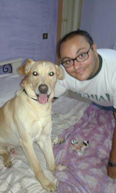 Buongiorno a tutti e buona domenica a tutti! #Dog #Domenica #familyday #Palermo #Happy #NOSTRESS #Sbarazzini