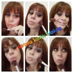 Espaço Adriana Lobrito Maquiagem: Make e Cursos!!
