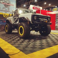 Rockstar Bronco by bulldogledlighting. Click to view more photos and mod info.