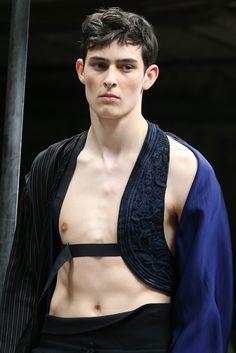 Dries Van Noten Spring 2015 Menswear Accessories Photos - Vogue