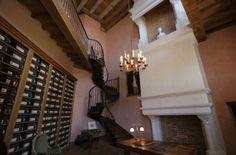 Chateau de la Rochefoucauld: bibliothèque -