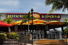 Conch Republic Seafood Co.  Awesome restaurant, Key West, FL