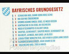 Bayrisches Grundgesetz