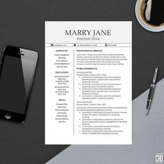 2018 年の resume templates bundle for ms word professional resume