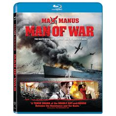 Amazon.com: Max Manus: Man of War [Blu-ray]: Aksel Hennie, Agnes Kittelsen, Joachim Renning, Espen Sandberg: Movies & TV