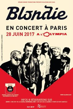 """Découvrez le nouveau clip de Blondie ! Concert à L'Olympia en juin !  BMG France   B L O N D I E – """"FUN"""", LE CLIP –   https://www.youtube.com/watch?v=iEngbdIMZ6o  Le groupe pop-punk mythique Blondie illumine 2017 avec l'annonce de leur nouvel et 11ème album Pollinator ! Co-écrit avec Dave Sitek (Tv On the Radio), découvrez le clip du 1er single Fun dans combinaison unique de pure joie mélodique et de cool assumé, entre sonorités modernes et influences rétro..."""