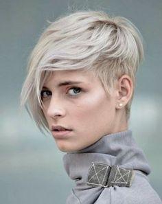 Tagli di capelli corti e rasati