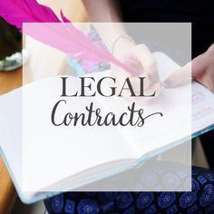 Templates and custom legal documents you could ever need for your blog and business needs.