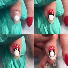 Nail Art Noel, Xmas Nail Art, Cute Christmas Nails, Xmas Nails, Winter Nail Art, Holiday Nails, Winter Nails, Christmas Nail Art Designs, Winter Nail Designs