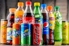 Do you ever take time to explore the soft drinks aisle in corner shops, bodegas, and abarrotes while you're traveling? From carbonated cans of celery soda to cherry-flavored cult classics, here are 25 of the best colas to look out for on your next trip. Carbonated Drinks, Non Alcoholic Drinks, Pepsi, Coca Cola, Sugar Tax, Best Soda, Usda Food, Lipton, Gout