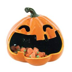 Monster Pumpkin Candy Holder, $19.95, now featured on Fab.