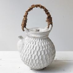 Akiko Hirai Dobin Teapot at Maud and Mabel