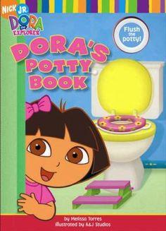 Dora's Potty Book by Melissa Torres