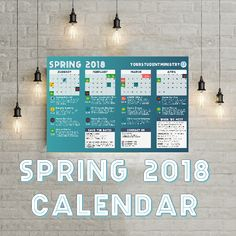 youth group calendar template - end of year bundle 2017 youth ministry pinterest